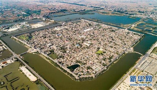 (社會)(1)河北永年:打造全域旅游新格局