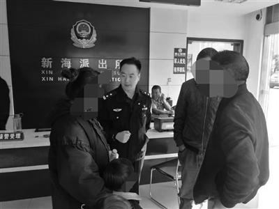 与前夫发生纠纷 连云港一女子带双胞胎儿子要在酒店自杀