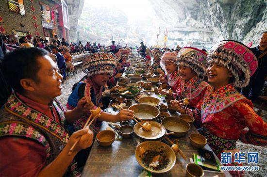 (社会)(1)四川兴文:发展旅游产业 助力脱贫攻坚