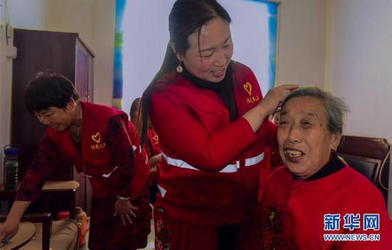 (社会)(1)河北阜城:志愿服务迎重阳