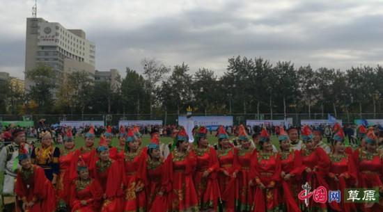 【回顾】第37届北京那达慕开幕:都市草原人的纵情欢歌(组图)