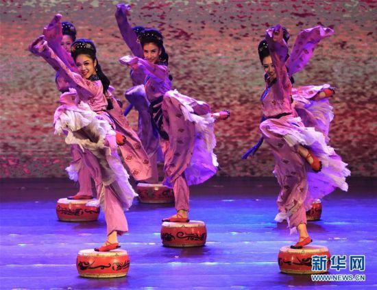 (新华视界)(1)北京国际青少年艺术周开幕