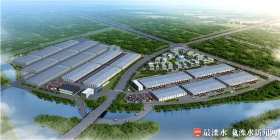 南京溧水确立三大主导产业体系 推动高质量发展
