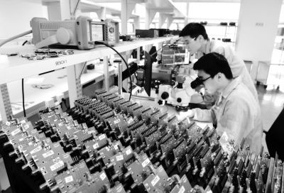 南京企业与研创园共建射频实验室 试运行效果良好