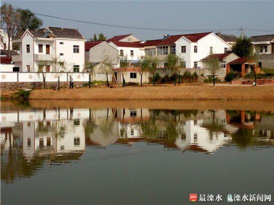 南京白马镇推进美丽乡村建设 村容村貌焕然一新