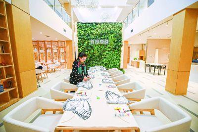 北京西城区最大养老项目将投用