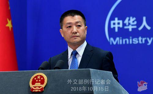 外交部:中巴经济走廊不是巴财政困难原因