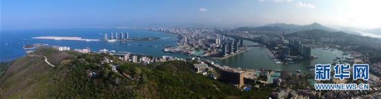 (新华全媒头条・图文互动)(1)打造全面深化改革开放的新高地――聚焦海南自贸试验区总体方案发布