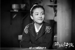 """《盛唐幻夜》女主角有点""""虎"""" 吴倩:跟曾经的自己一样"""