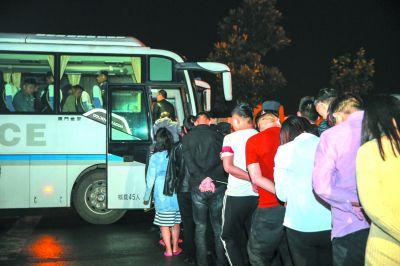 南京江宁警方两个月捣毁传销窝点501个