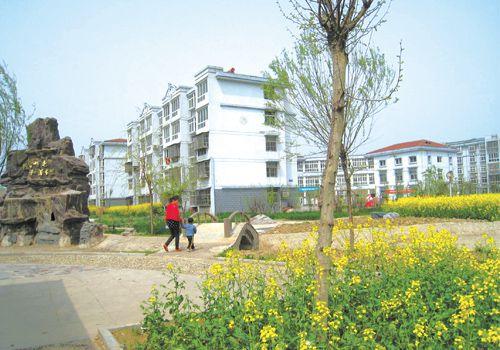 徐州沛县人居环境提档升级 农民更有幸福感