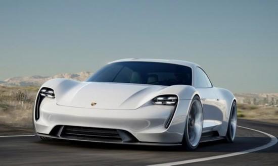 保时捷计划未来10年实现车型全面电动化