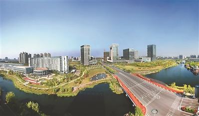 常州科教城:无缝融合创新链产业链 引领高质量发展