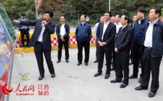 江苏省交通运输厅调研组赴陕西调研 交流经验