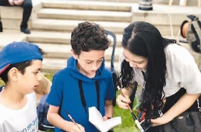 """海外学子应该具备的优秀品格成为""""文化使者"""""""