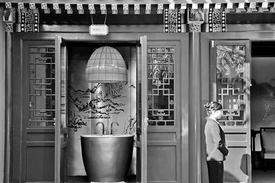 北京东四胡同博物馆正式开馆讲述胡同历史与文化