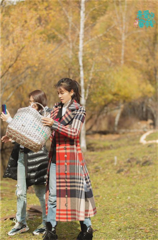 《亲爱的客栈2》刘涛随身带垃圾袋惊呆胡杏儿首度分享驭夫之道