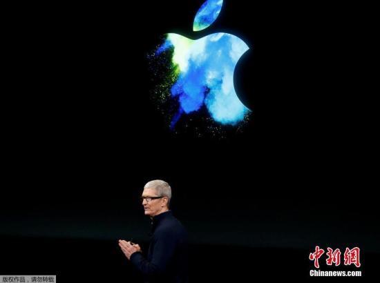 """苹果公司要求彭博社撤回""""中国恶意芯片""""不实报道"""