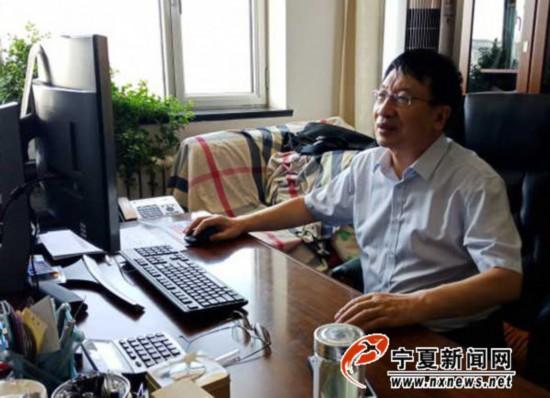 【庆祝自治区成立60周年】曹有龙:让宁夏枸杞产业发展得更好