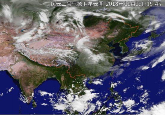 未来10天宁夏有两次冷空气活动 最低气温降至-6~-2℃