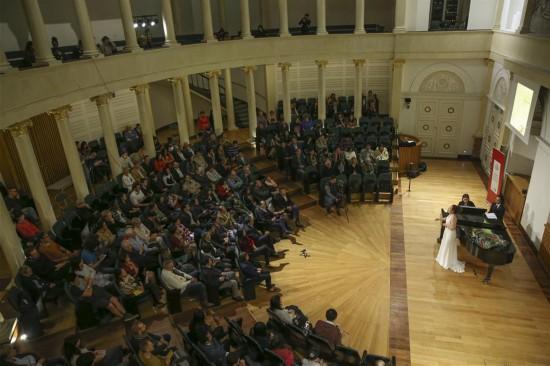 (XHDW)比利时列日孔子学院举行成立12周年音乐会