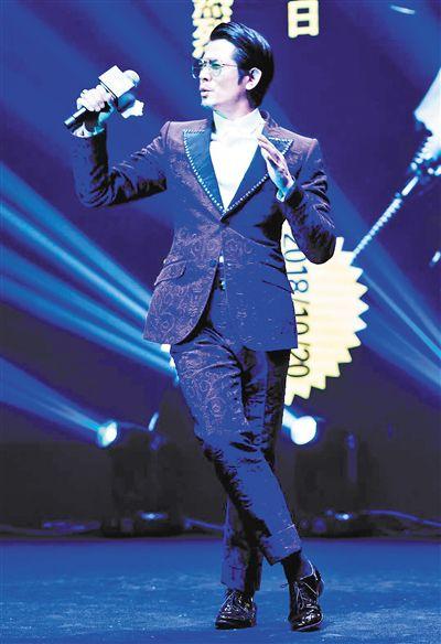 郭富城100场巡回演唱11月从广州出发