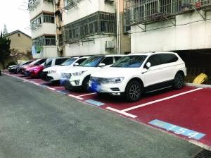 南京江宁探索错时停车 300多车位网上共享