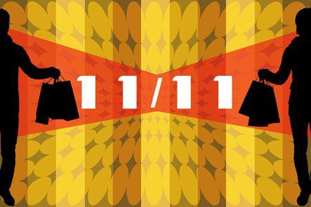 """十年""""双11"""" 转战线下的首次大考"""