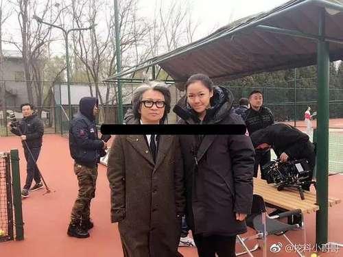 陈可辛《李娜》女主疑曝光片方表示暂不回应