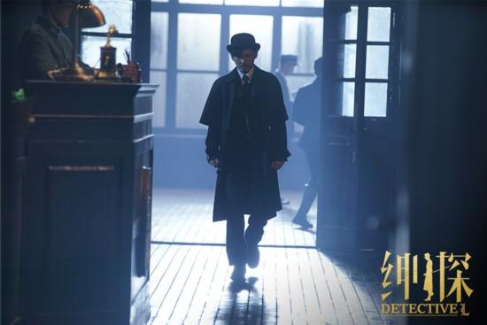 《绅探》白宇演绎民国侦探范儿
