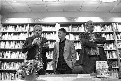 法国百年出版社首推中国当代作家