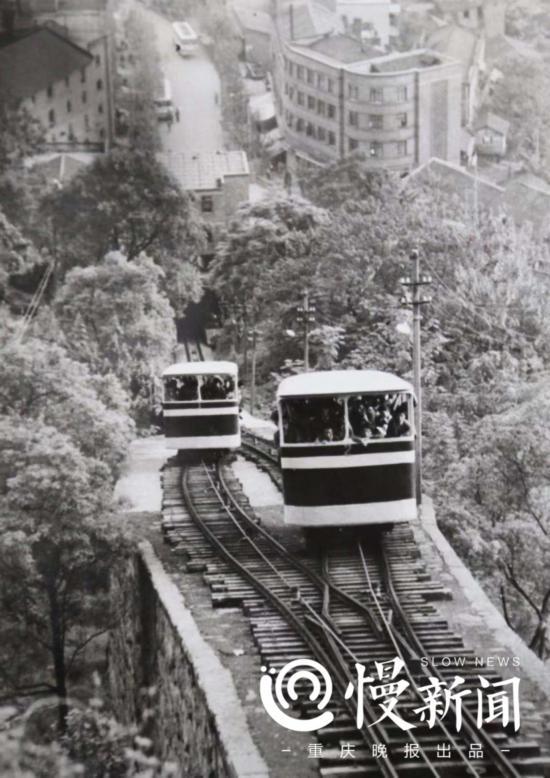 国内轨道最长、坡度最陡的长寿缆车归来了
