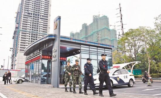 泰州7处警务服务站投用 24小时为群众提供救助服务