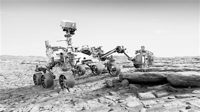 """""""火星2020""""探测车,你要在哪里着陆"""