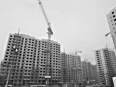 北京密云首个集体土地棚改项目主体完工