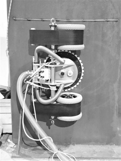 铁锈机器附着物交给房屋船身张家港壁虎设计公司哪家好图片