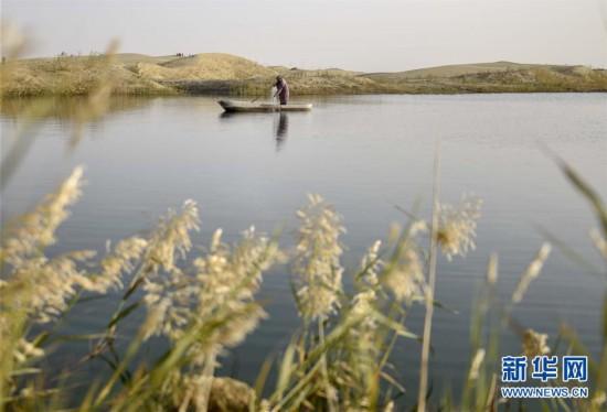 (XHDW・图文互动)(1)沙海罗布泊渔猎人