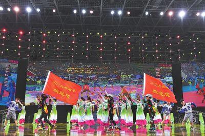 第十六届福建省运会闭幕 66人次破28项省少年纪录