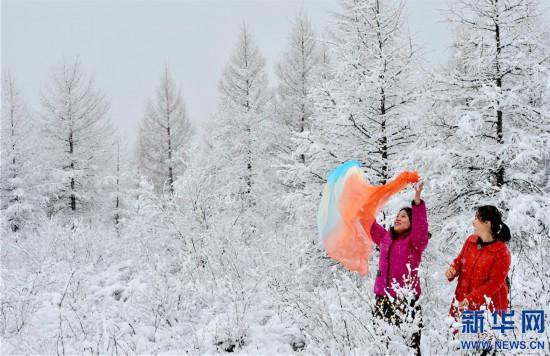 #(环境)(3)雪落呼伦贝尔