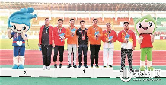 第16届省运会落幕 泉州田径选手勇夺21枚金牌