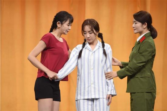 《我就是演员》杨蓉李纯海陆演绎《芳华》
