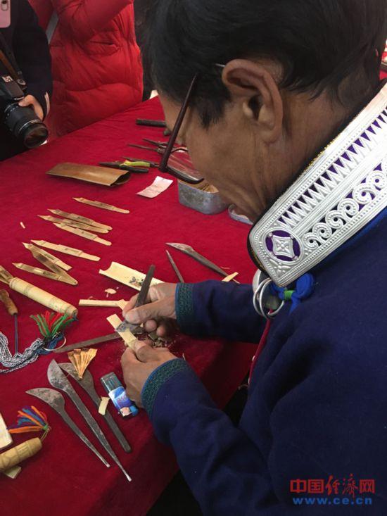 藏在贫困地区的国家非物质文化遗产
