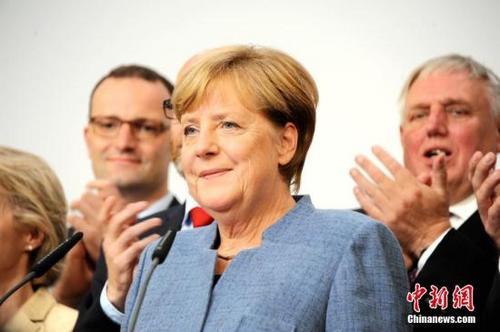 默克尔宣布不再连任党主席2021年卸任总理