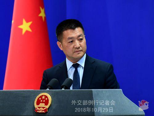 外交部发言人:中日双方就规划和进一步深化中