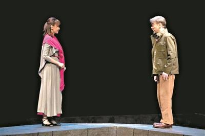 王洛宾的音乐剧场即将上演 熟悉旋律勾勒《你是我的孤独》