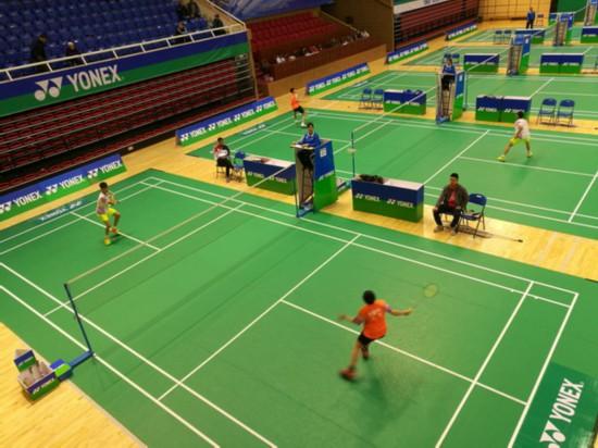 全国181名羽毛球少年名将银川对决