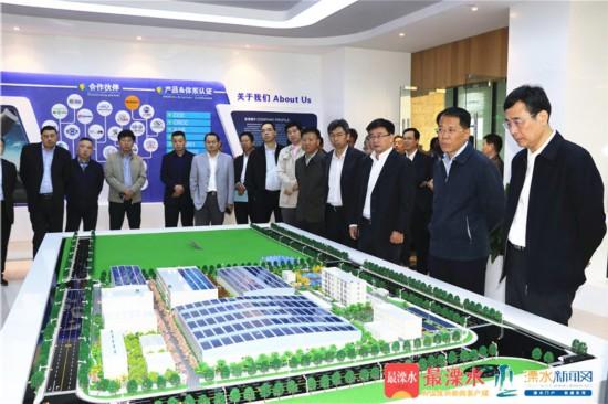 南京溧水区党政代表团赴六合区考察城建等工作