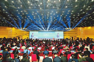 郑州国际会展中心举办2018中国