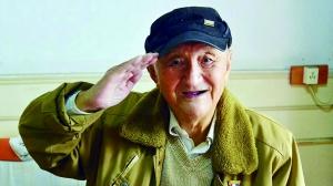 扬州91岁抗战老兵辞世 曾参加远征军
