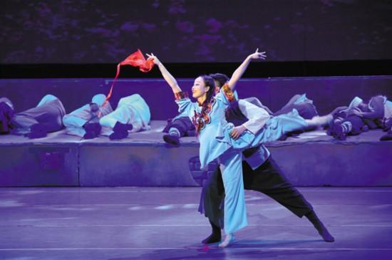 《王洛宾的花儿情》亮相宁夏人民剧院